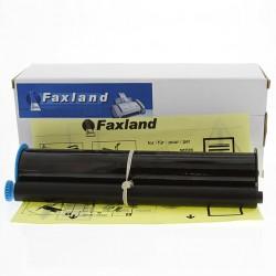 1 x Inkfilm mit Endkappen für Philips FAX Magic  Druckfolie für FAXMagic ,je270S.