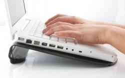 Laptop Ständer mit Kühler, Precision Notebook Halter, Fellowes Notebookständer, 80188