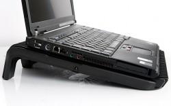 Maxi Laptop Ständer mit Kühler, Precision Notebook Halter, Fellowes Notebookständer, 80189