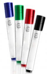 Flipchart Marker, Grün 1,5- 3mm Rundspitze zum schreiben auf Flipchartblöcken