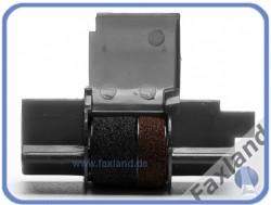 Farbwalzen kompatibel f/ür 4212PDL 5x Farbrollen f/ür Triumph-Adler 4212 PDL schwarz//rot