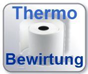 Faxland Gaststätten Thermorollen für Gastrofix Gastrofix -80/50m/12 weiss mit Gastronomie Bewirtungstext der Kassenrolle th_bewirt_80_50_12_Gastrofix-Gastrofix