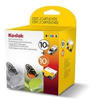 Multipack von Kodak für All in One Drucker (2x Patronen, Color + Black) AllinOne Druckerpatronen, 420/425 Seit. OkodSetC_4050385099966