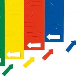 30x farbige pfeil magnetsymbole hinweis magnet f r planungstafeln whiteboard. Black Bedroom Furniture Sets. Home Design Ideas